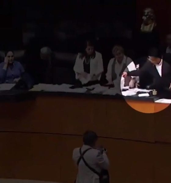 Rosario Ibarra, CNDH, Senado, PAN, denuncia