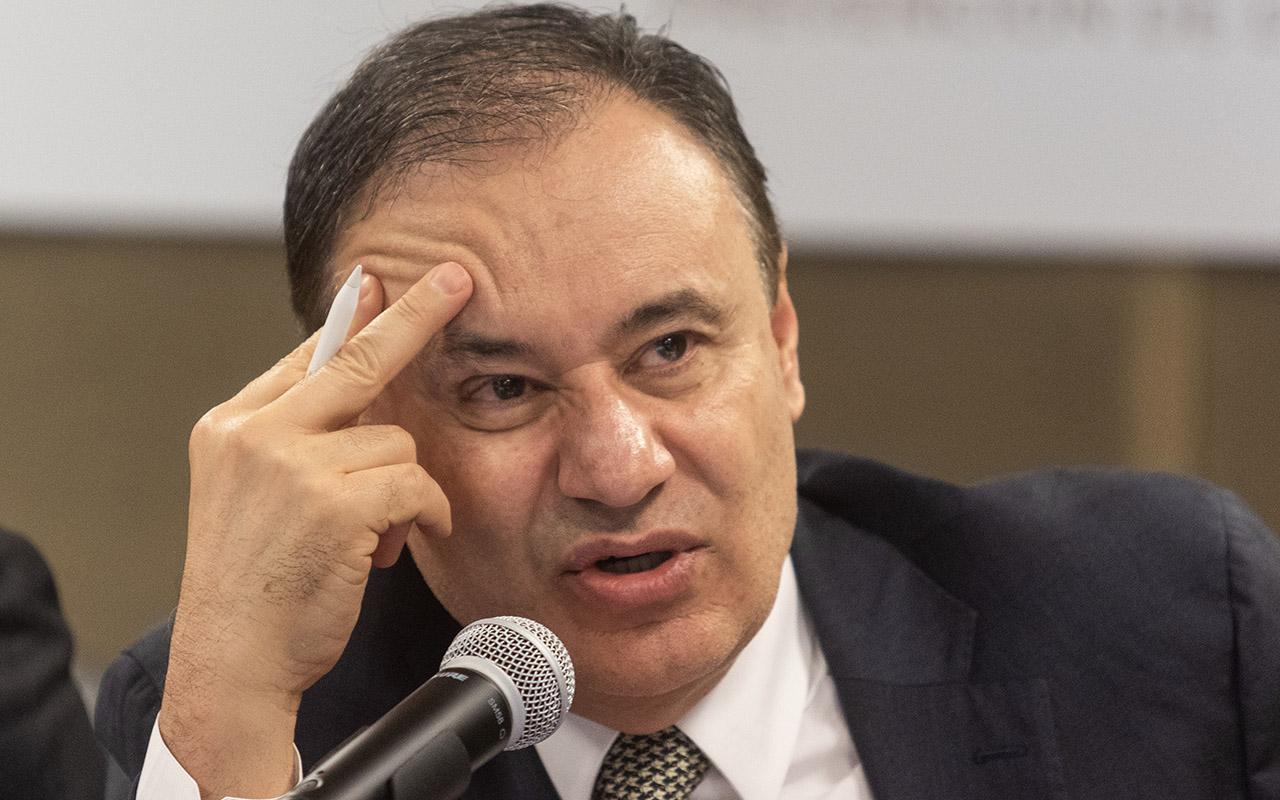 Alfonso Durazo, Secretaría Seguridad, Pemex, Octavio Romero Oropeza, Omar Hamid García Harfuch,