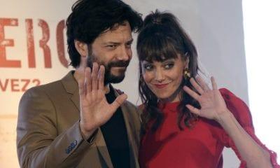 Álvaro Morte e Irene Arcos/Foto: Francisco Morales/DAMMPHOTO