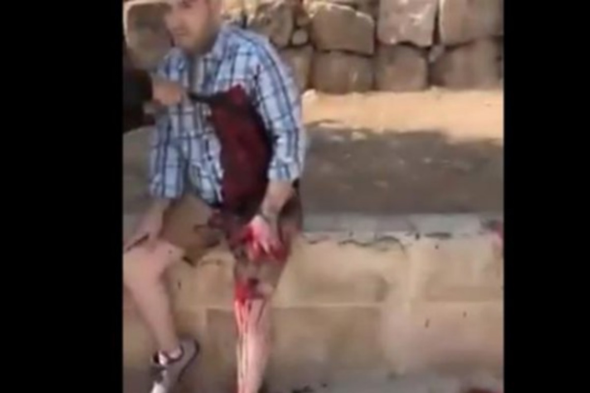 Mexicanos fueron apuñalados en Jordania (Twitter)