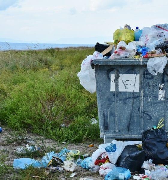 El plástico es una de las principales preocupaciones ecológicas. Foto: Pixabay