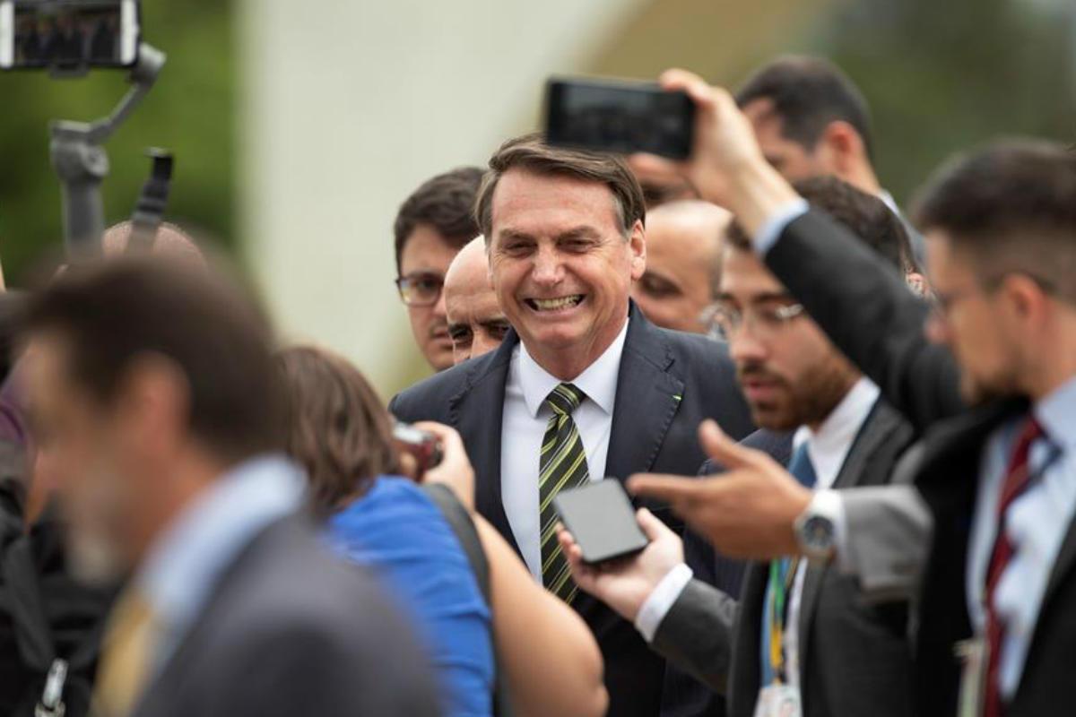 Jair Bolsonaro (EFE)