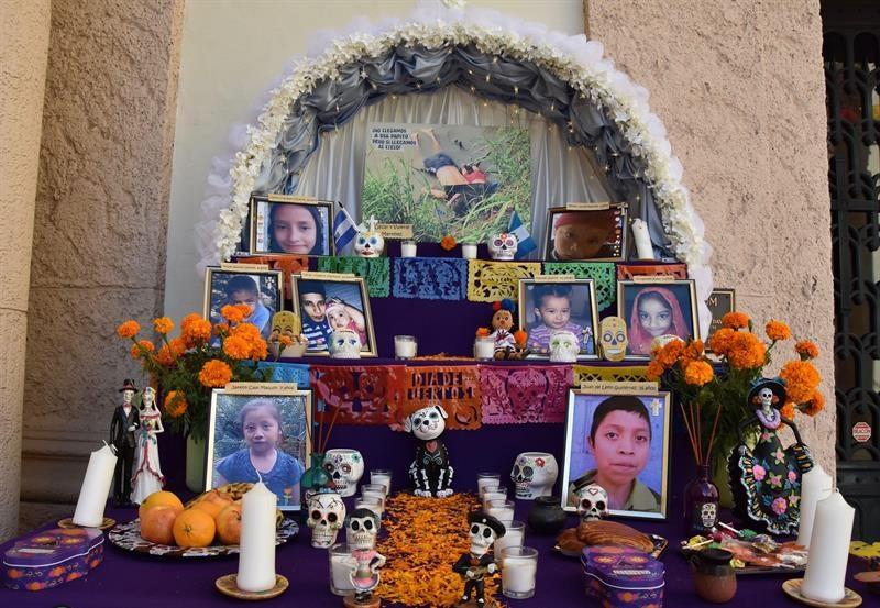 Altar de Muertos/EFE