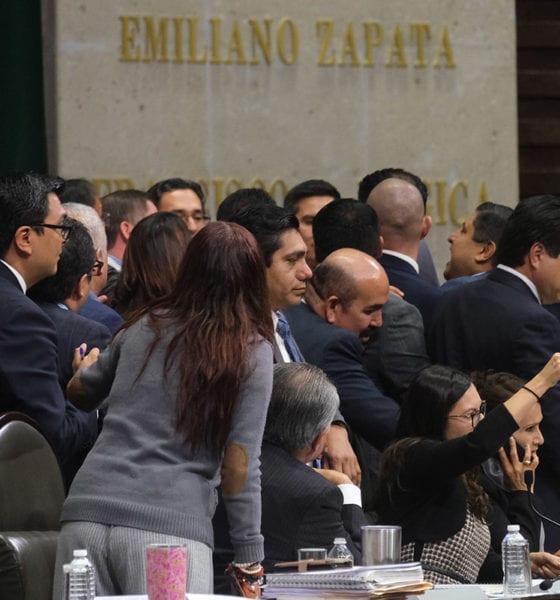 PAN, Morena, Diputados, SHCP,
