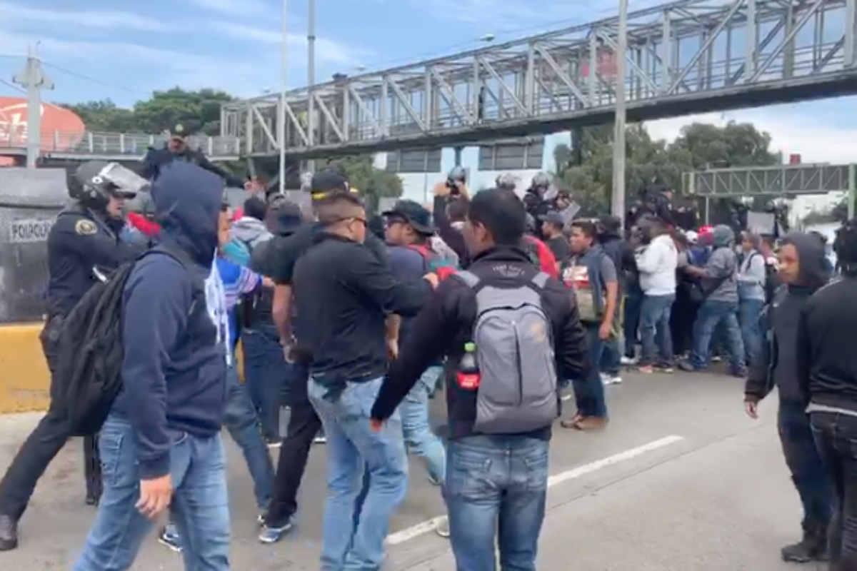 Disidentes se niegan a ir a la Guardia Nacional (Especial)