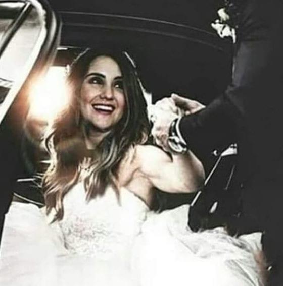 boda de Dulce María