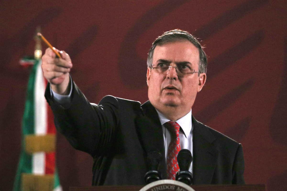 Marcelo Ebrard (Archivo)
