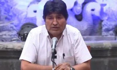 Evo Morales (Twitter)
