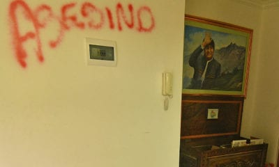 Evo Morales, Bolivia, asilo político,