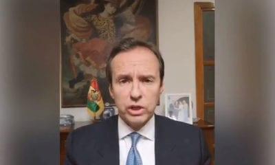 'AMLO liberó a hijo del Chapo, pero da asilo a Evo', recrimina expresidente de Bolivia