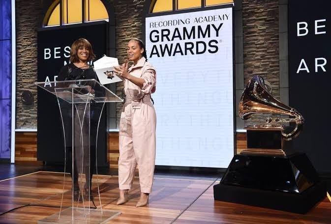 Anuncio de los nominados al GRAMMY 2020