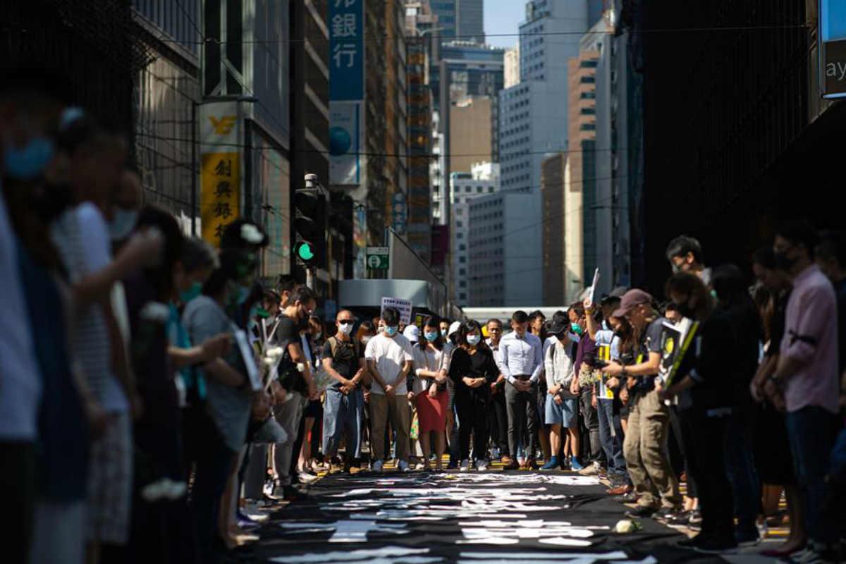 Protestas suman un muerto en Hong Kong (EFE)