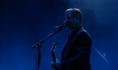 Interpol en el Corona Capital 2019/Foto: Cuartoscuro