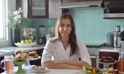 """Chef Karla Hernández, autora de """"Cocina sana con Pizca de sabor"""""""
