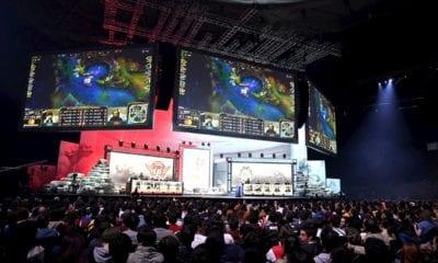 League of Legends tendrá un campeón mundial. Foto: EFE