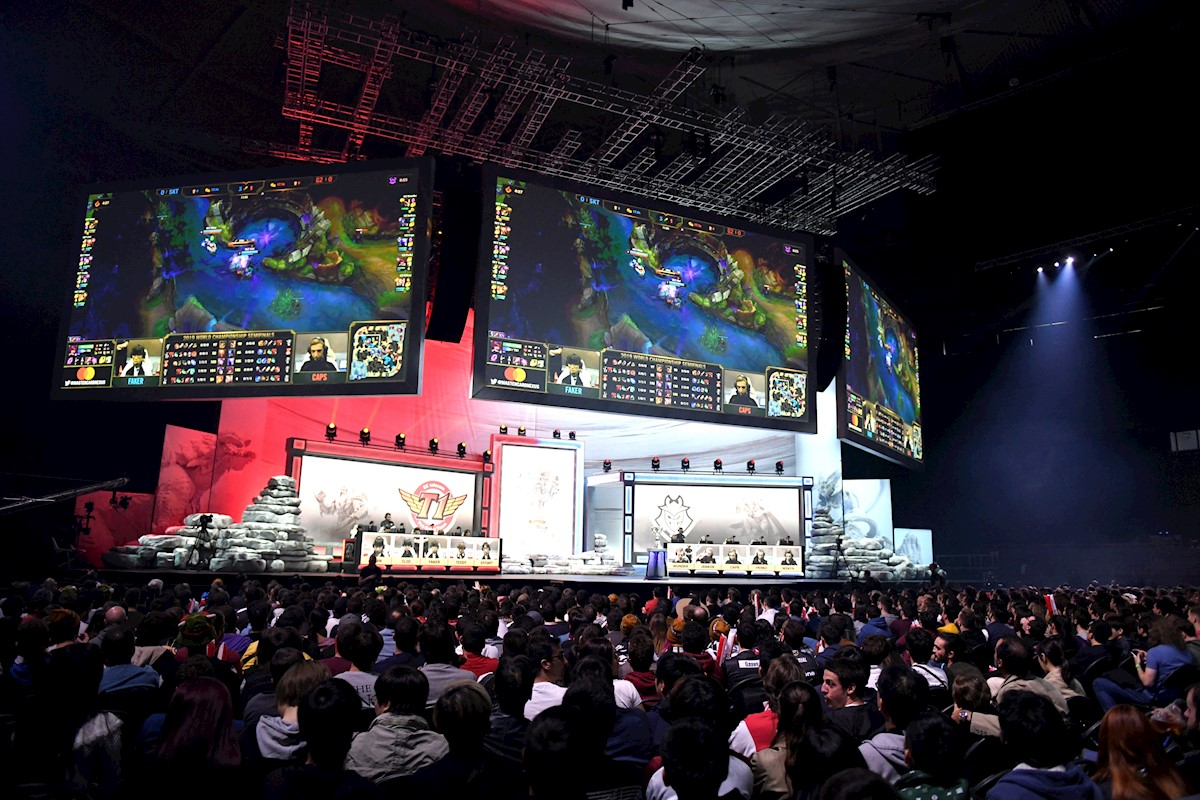 League of Legends tendrá un campeón mundial. Foto: EFE