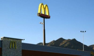 McDonalds desploma en bolsa