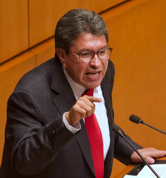 Urge nueva estrategia de seguridad en México: Monreal