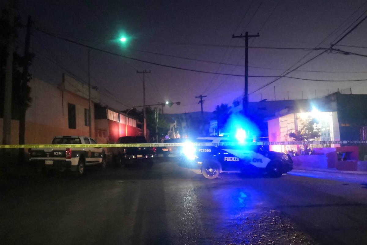 Hallan restos humanos en Monterrey (De Twitter)