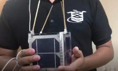 La NASA lanzará al espacio al AztechSat-1, el primer nanosatélite mexicano