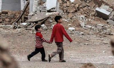 Muchos de los niños son hijos de miembros del Estado Islámico. Foto: EFE | Archivo