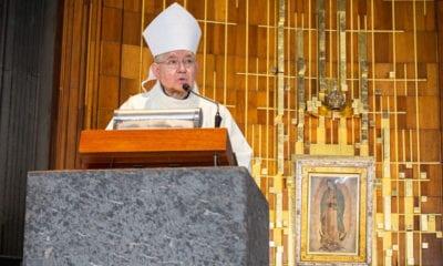 José Gómez, obispo, mexicano, inmigrante,