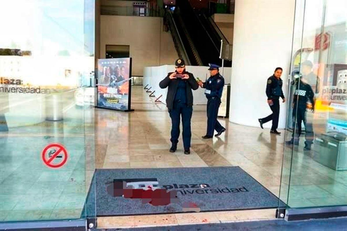 Plaza Universidad, homicidio,asalto, CDMX, inseguridad,