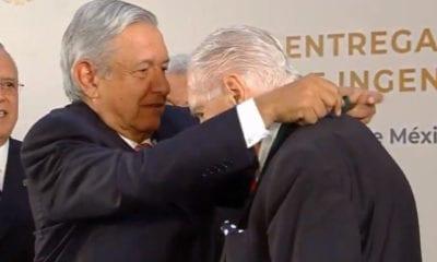 Premio Nacional de Arquitectura, Polyforum Siqueiros, Joaquín Álvarez Ordóñez, López Obrador,