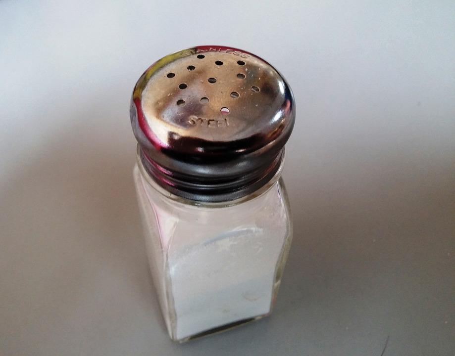 La sal podría afectar tu salud