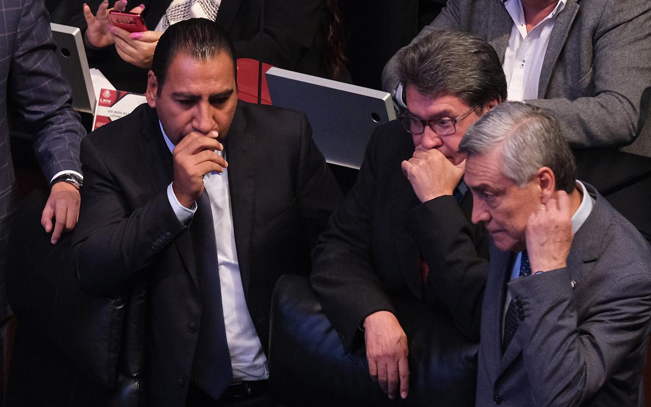CNDH, Senado, José de Jesús Orozco, Arturo Peimbert Calvo, María del Rosario Piedra Ibarra, Comisión Nacional de Derechos Humanos ,