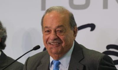 Carlos Slim, Tren Maya, licitación, empresarios,