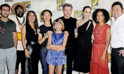 "Elenco de ""The Eternals"""