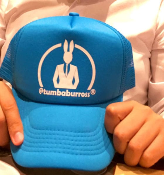 Tumbaburross no reveló su identidad (Especial)