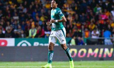 Yairo Moreno - club León