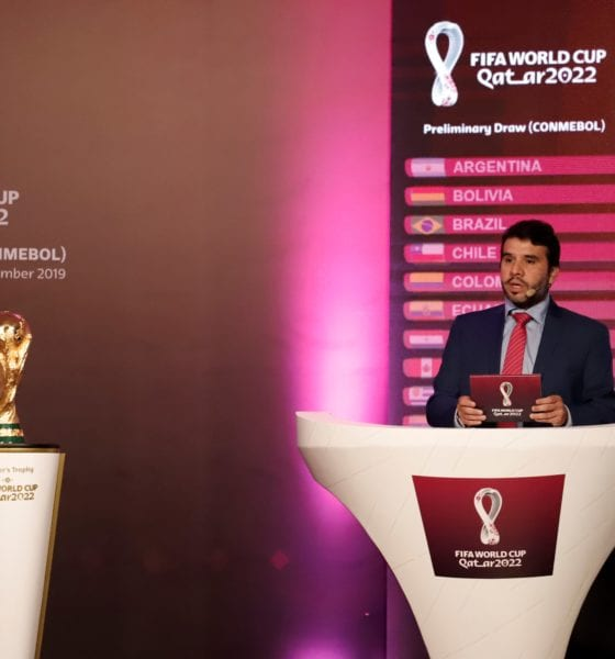 Sorteo Qatar 2022 - EFE