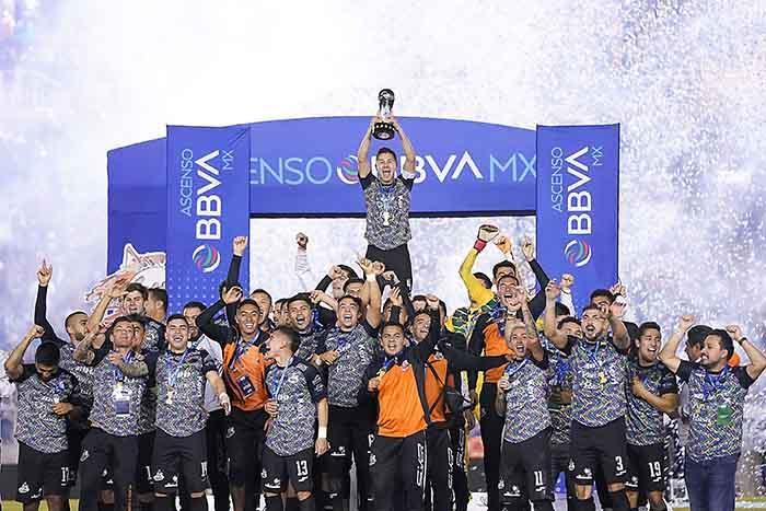 Alebrijes, campeón del Ascenso MX. Foto: Ascenso MX