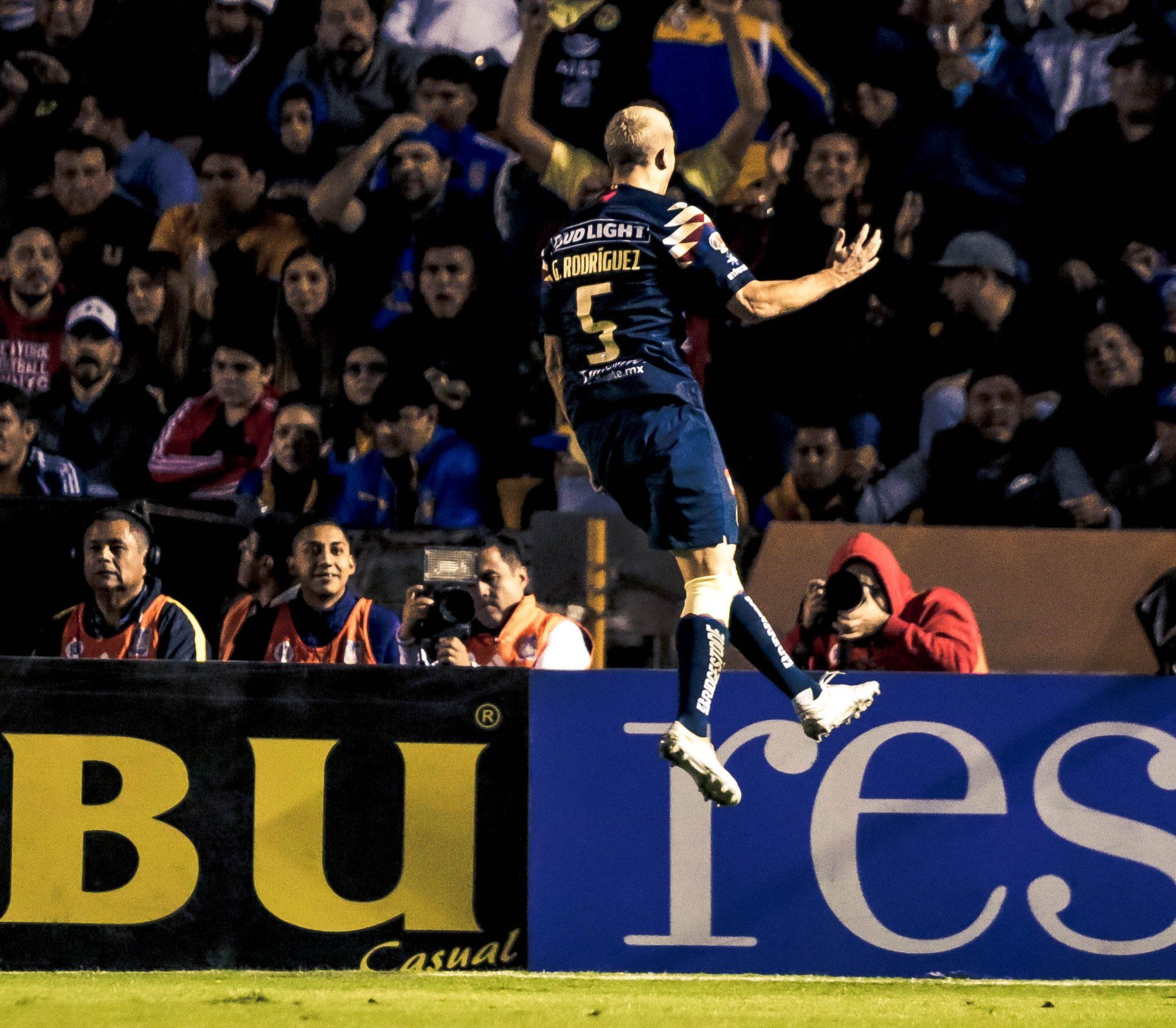 Tigres vuela a las semifinales del Apertura 2019. Foto: Twitter
