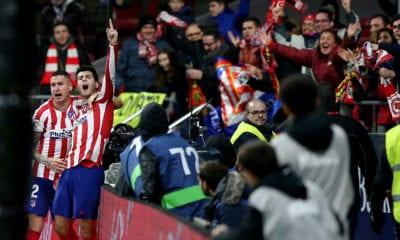 Atlético de Madrid le ganó al Osasuna. Foto: Atlético de Madrid