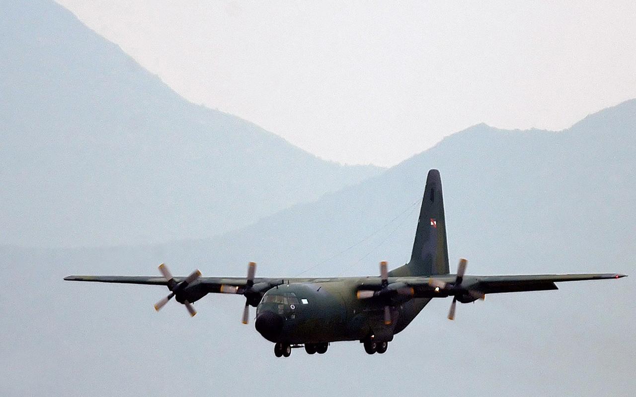 Continúa búsqueda de aeronave de la Fuerza Aérea de Chile