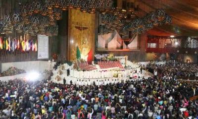 Basílica de Guadalupe (Cuartoscuro)