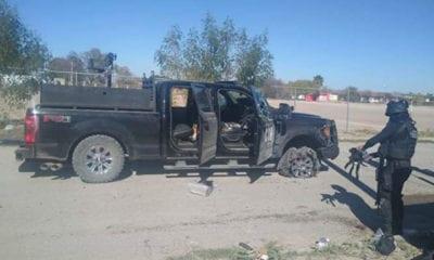 Cartel del Noroeste intenta apoderarse de Coahuila