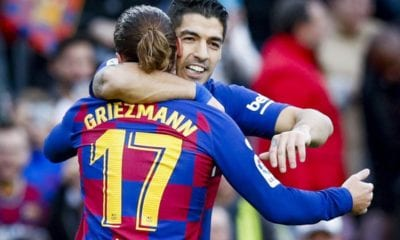 Barcelona goleó al Alavés. Foto: Twitter