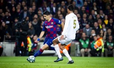 Barcelona empató con el Real Madrid. Foto: Barcelona