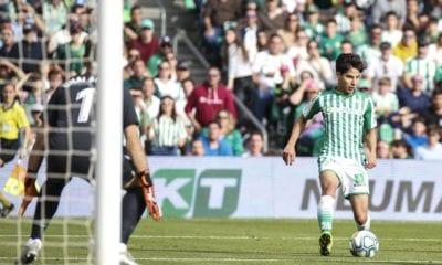 Betis regresó a la senda del trinfo. Foto: Twitter