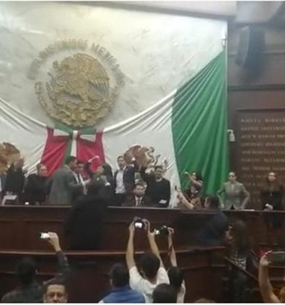 Denuncian fraude en elección de titular de Derechos Humanos en Michoacán