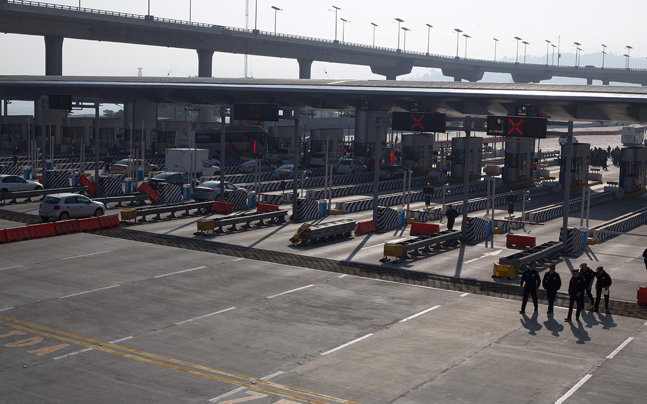 Activan programas de seguridad en carreteras y aeropuertos