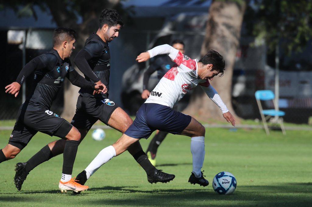 Chivas, obligado al título. Foto: Twitter Chivas