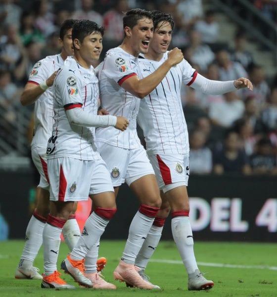 Chivas dio a conocer lista de transferibles. Foto: Twitter