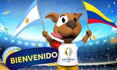 Definido calendario de la Copa América 2020. Foto: Twitter