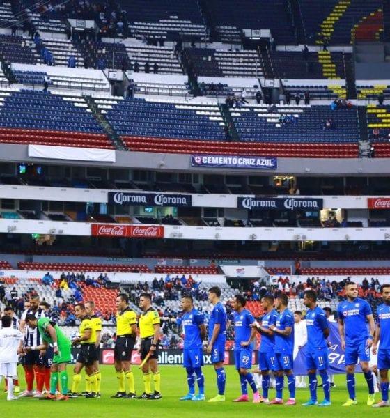 Cruz Azul seguirá en el Estadio Azteca. Foto: Twitter
